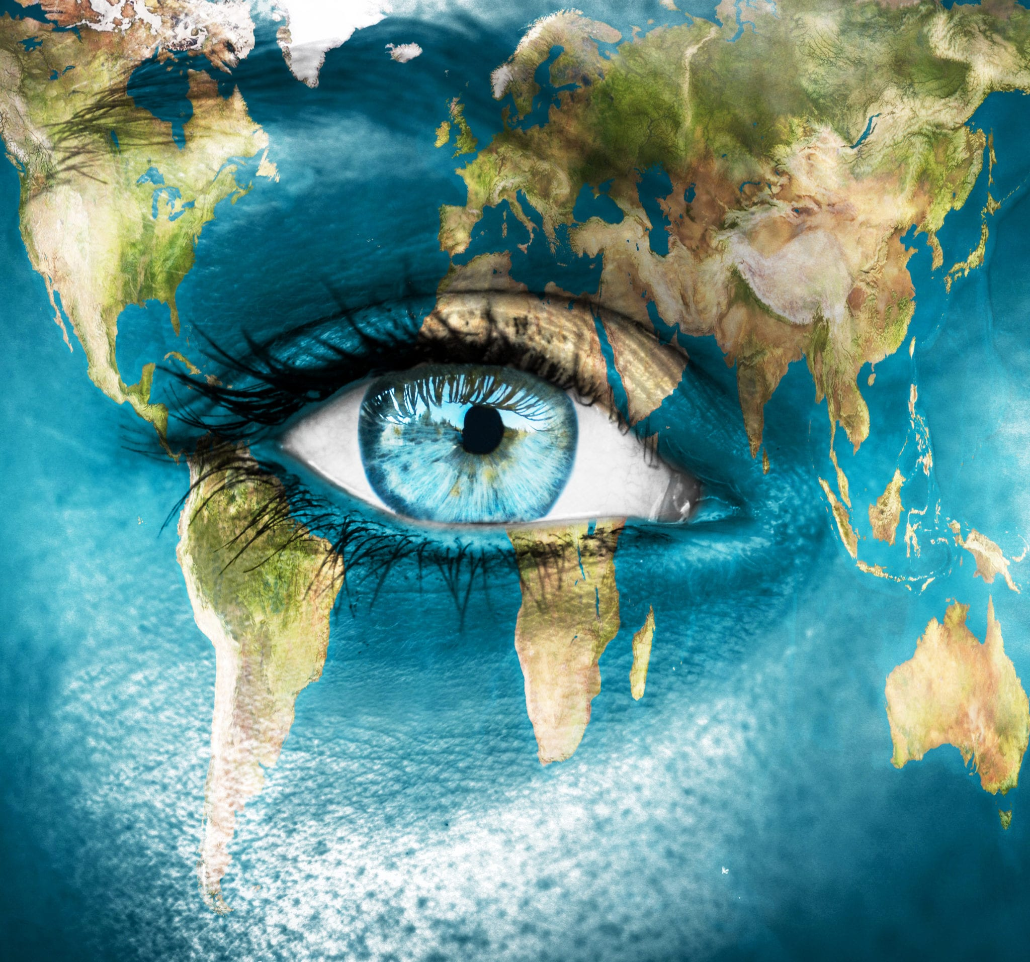 Having energetic mastery with world affairs